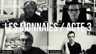 Adrien Bolko / extrait acte 3 / Monnaie libre, logiciel libre: appropriation citoyenne de la monnaie