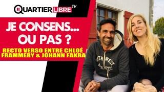 Johann Fakra & Chloé Frammery en mode recto verso – Je consens… ou pas.