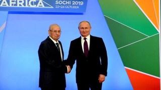 La relation russo-algérienne. 27.04.2021.