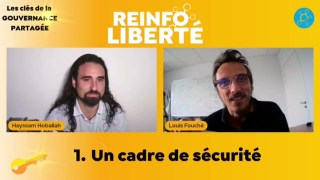 Les clés de la gouvernance partagée 1/5 avec Louis Fouché : Coconstruire un cadre de sécurité