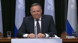 L'Humour De François Legault, Premier Ministre Du Québec