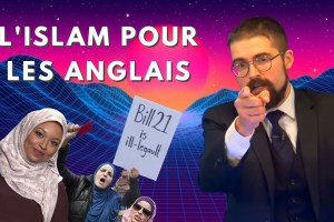 L'islam pour les Anglais [EN DIRECT]
