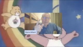 Pierre Hillard fait un gros calin aux incrédules dociles