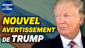 Trump : ne poussez pas la Russie dans les mains de Pékin ; 120 M$ de secrets commerciaux volés