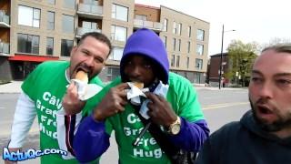 ActuQc : Hotdog Câlins – Petit moment de partage entre Patriotes! 👊😉