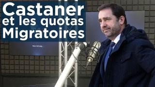 Castaner ouvert à un débat sur les quotas migratoires – Têtes à Clash n°51