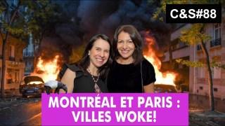 Culture et Société – Montréal et Paris: Villes woke!