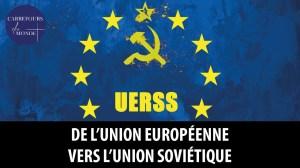 De l'Union européenne vers l'URSS
