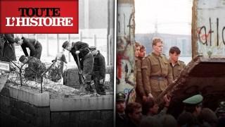 DU PONT AÉRIEN À LA CHUTE DU MUR : l'histoire mouvementée de Berlin | Documentaire Toute l'Histoire