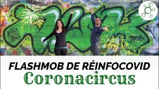 FLASHMOB DE REINFOCOVID : CORONACIRCUS