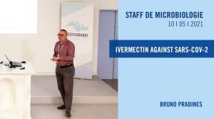 Ivermectin against SARS-CoV-2