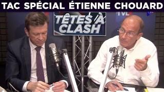 Têtes à Clash spécial avec Etienne Chouard