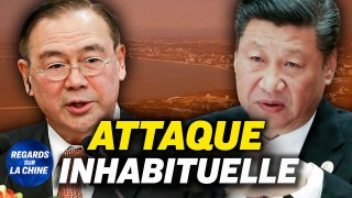 Un ministre philippin perd patience face à la Chine ; Xi Jinping la dissuasion contre l'Occident