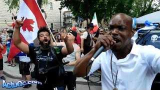 ActuQc : Olé Olé Olé! – Moïse, Le Facteur, Donald Doc et Yandel
