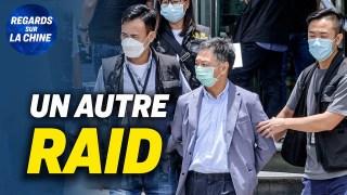 La police de Hong Kong fait une descente chez Apple Daily ; Biden sur la Russie et la Chine