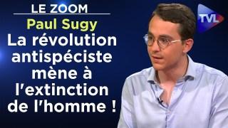 « La révolution antispéciste mène à l'extinction de l'homme ! » – Le Zoom – Paul Sugy – TVL