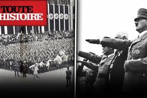 L'HISTOIRE SOMBRE DES JO EN ALLEMAGNE | Documentaire Toute l'Histoire
