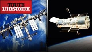 L'ISS ET HUBBLE : la collaboration dans l'Espace | Documentaire Toute l'Histoire
