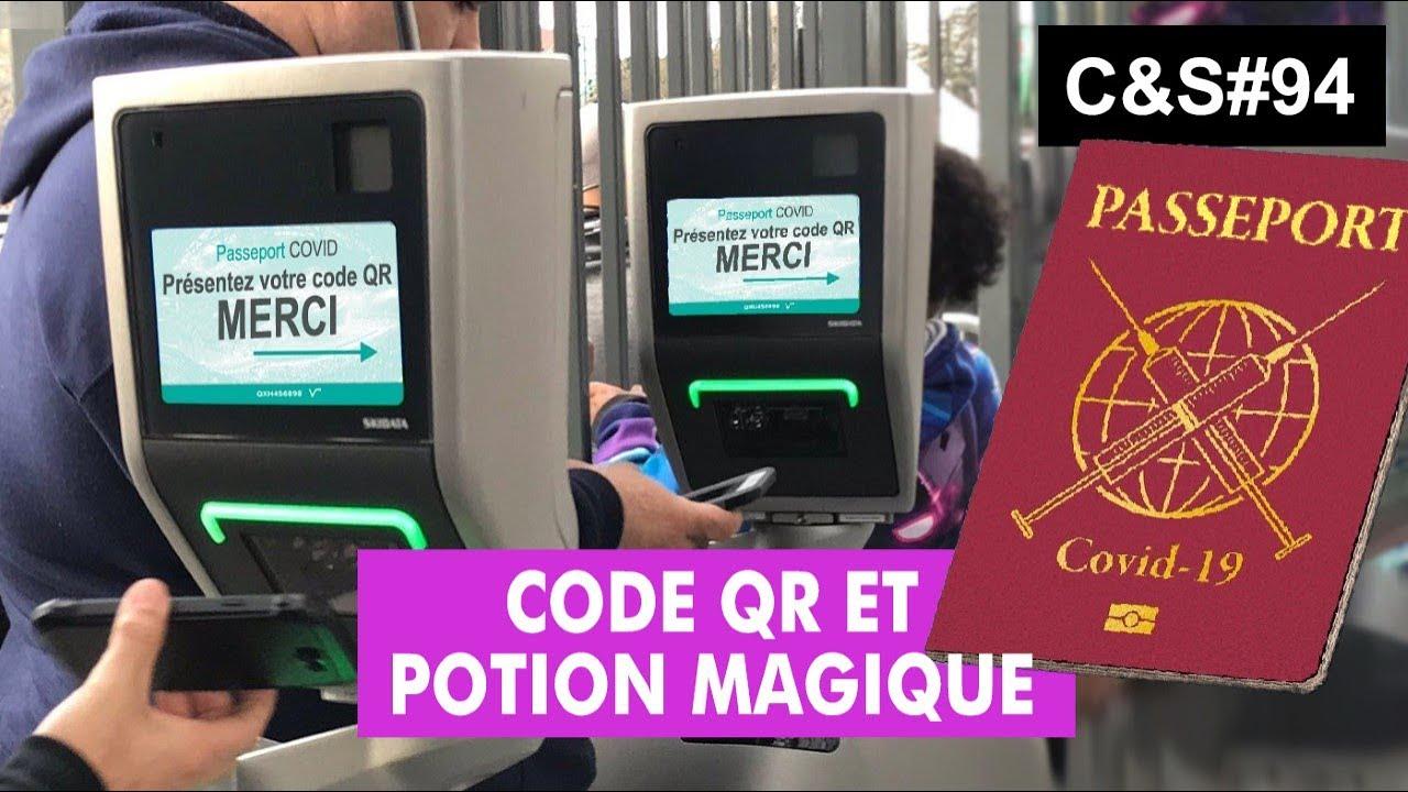 Culture et Société – Code QR et potion magique