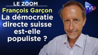 La démocratie directe suisse est-elle populiste ? – Le Zoom – François Garçon – TVL