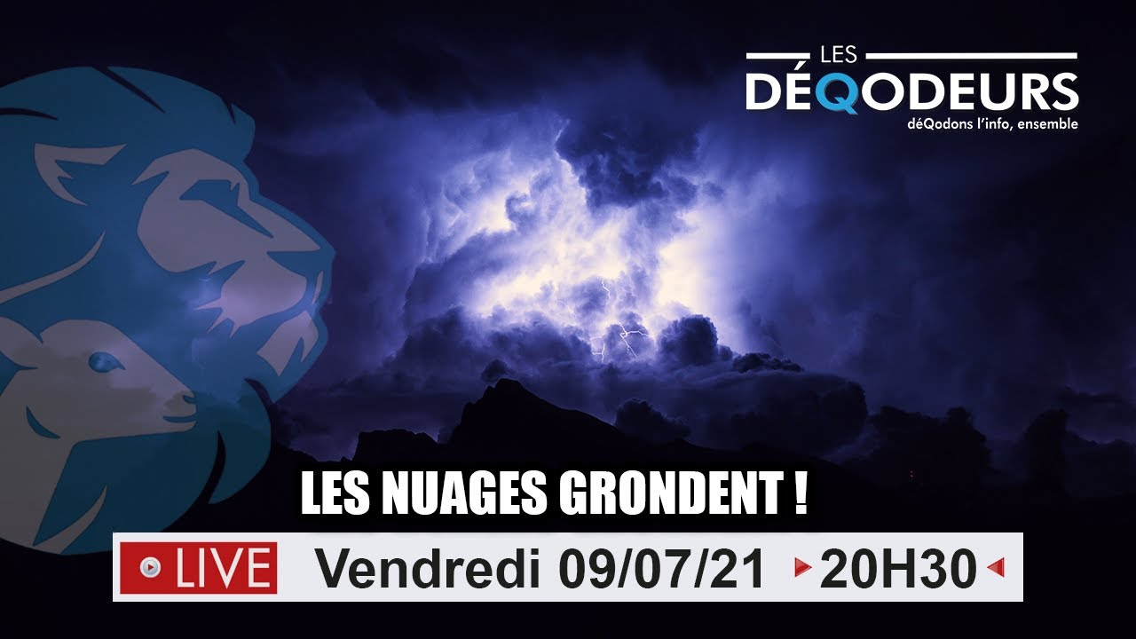 Les Nuages Grondent !!!