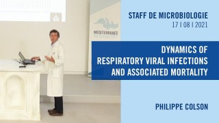 Dynamics of respiratory viral infections and associated mortality