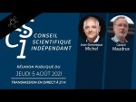 Réunion Conseil Scientifique Indépendant n°17 (CSI) [CENSURÉ]