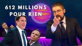 612 millions pour rien [EN DIRECT]