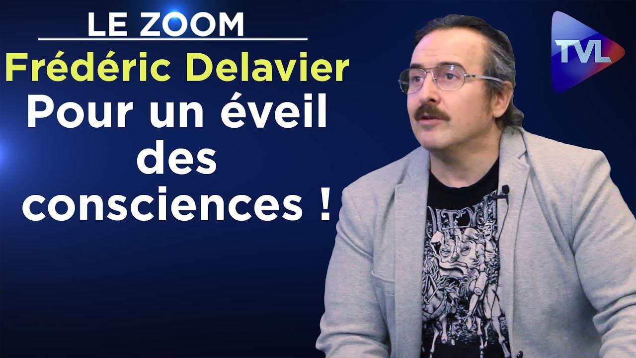 Exclusif – Zoom – Frédéric Delavier : Pour un éveil des consciences !