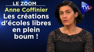 Les créations d'écoles libres en plein boum ! – Le Zoom – Anne Coffinier – TVL
