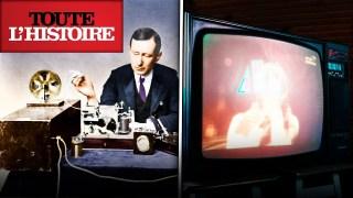 DE LA RADIO À LA TELEVISION : l'invention du média de masse | Documentaire Toute l'Histoire