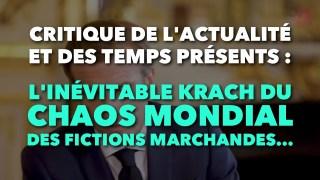 Francis Cousin : Critique de l'actualité et des temps présents – Octobre 2021