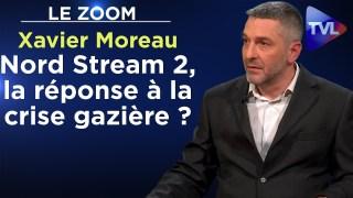 La Russie, la réponse à la crise gazière ? – Le Zoom – Xavier Moreau – TVL