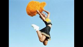 Nouvelles en rafale de la cheerleader !