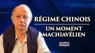 Pierre-Antoine Donnet   Rapport de l'IRSEM: régime chinois-un moment machiavélien