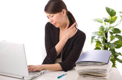 肩甲骨 痛み