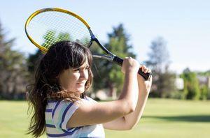 テニス 肩