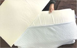 ヨコネ2の枕カバー