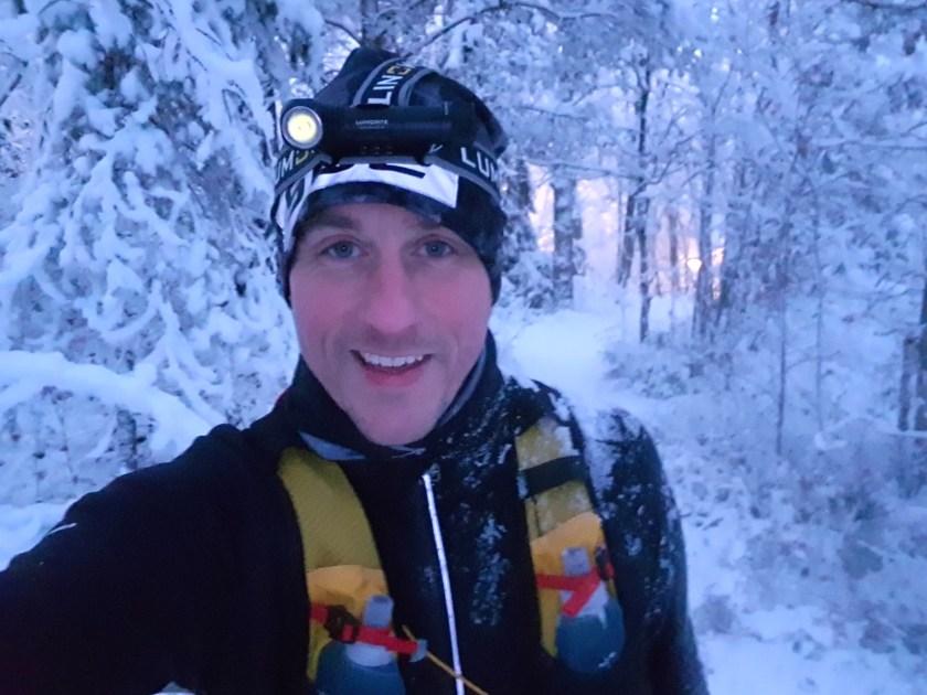 Träningstrolleri vinterlöpning