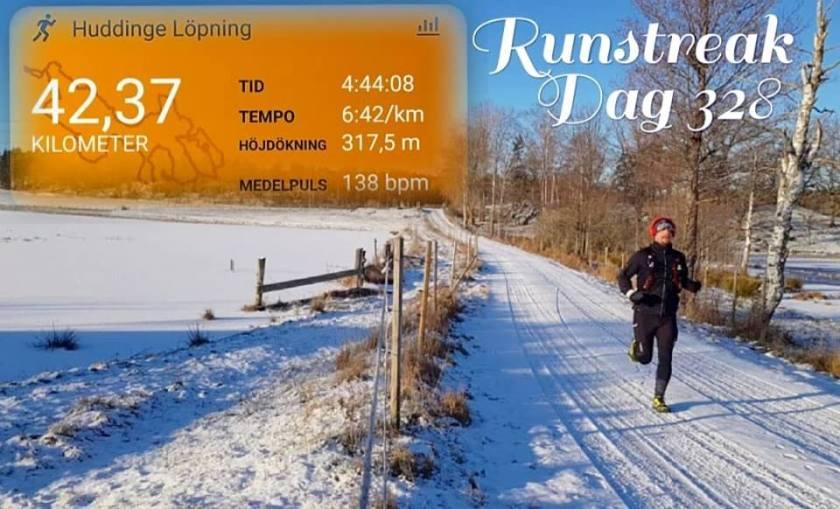löpning maraton