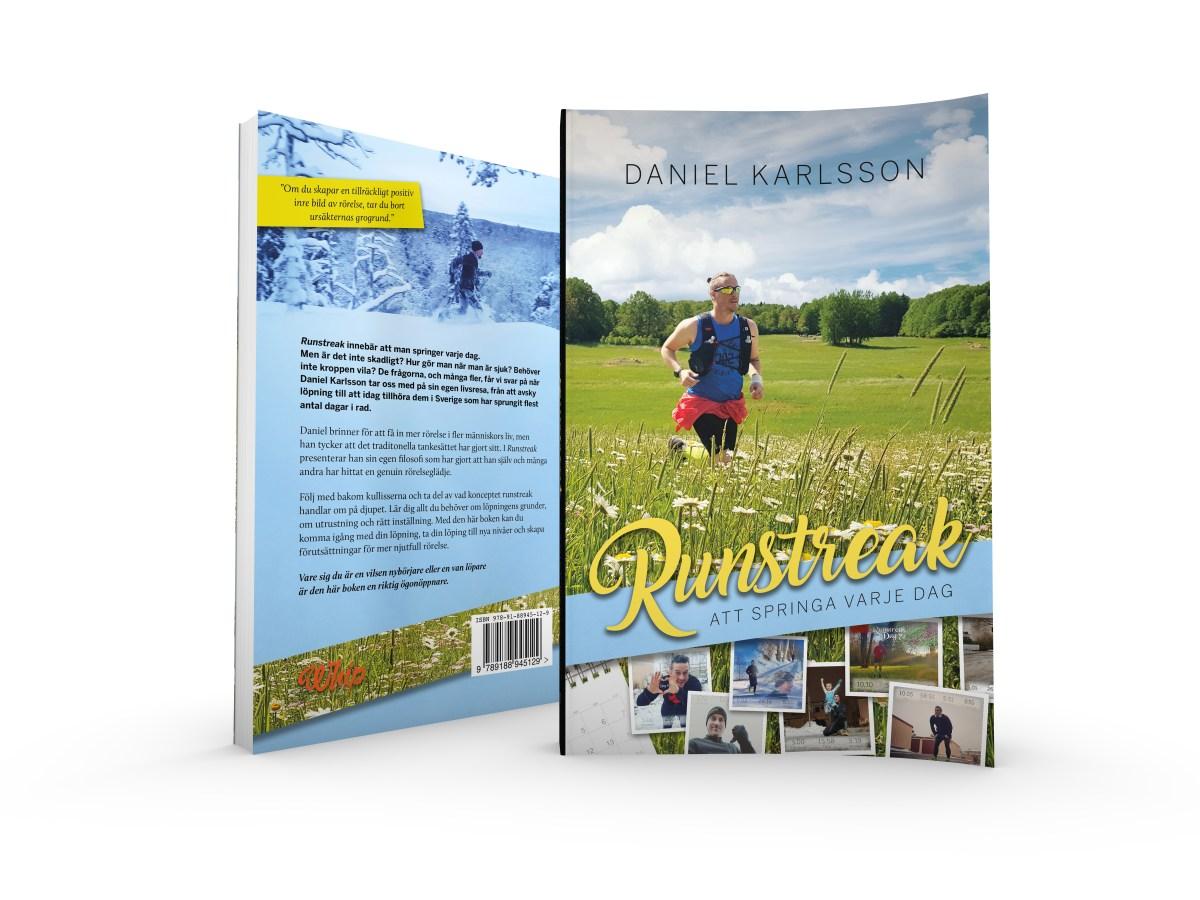 Runstreak löpning Daniel Karlsson