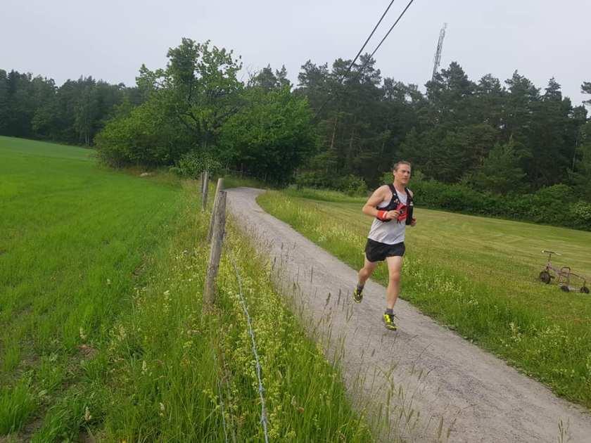 runstreak Daniel Karlsson löpning