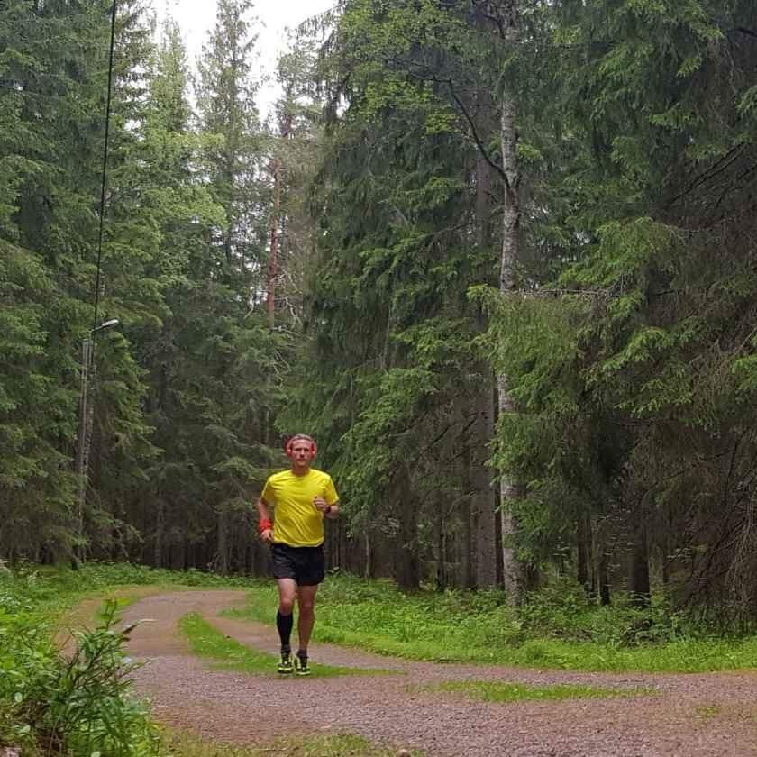 löpning runstreak Daniel Karlsson