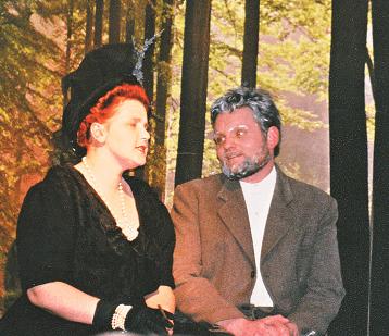 La visite de la vieille Dame - 1999