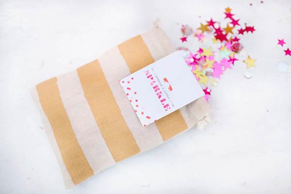 Bolsas de arroz de bricolaje en lona
