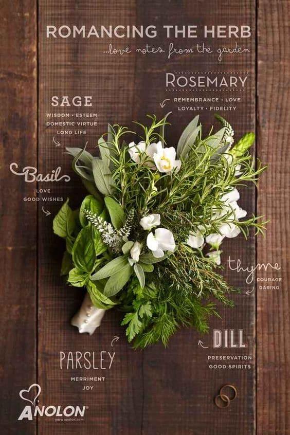 boda temática de especias
