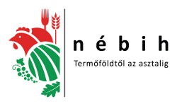 NEBIH logó
