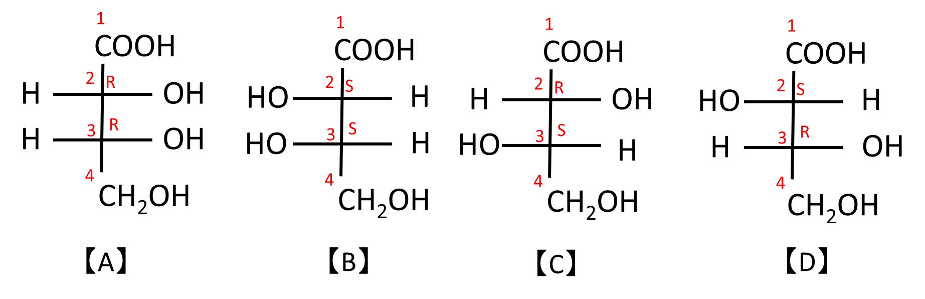 エナンチオマー 鏡像異性体(エナンチオマー)・キラルな分子