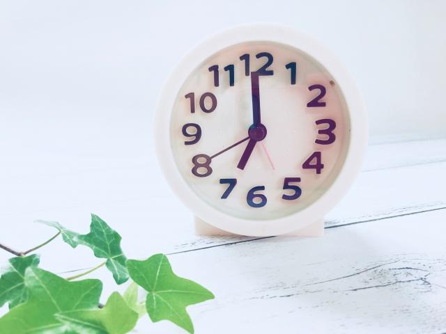 生活 規律 リズム 時計