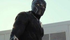 キャプテン・アメリカ シビル・ウォー ブラックパンサー